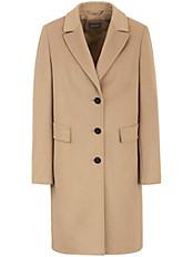 Basler - Mantel mit Reverskragen und Nahttaschen