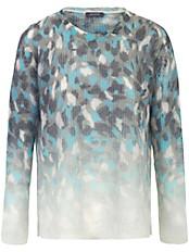 Basler - Pullover in legerer Form und mit Seitenschlitzen