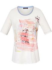 Basler - Shirt, Druck mit transparenten Pailletten-Details