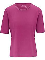 Basler - Shirt mit applizierte Nieten am Ausschnitt