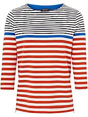 Basler - Shirt mit U-Boot-Ausschnitt und 3/4-Arm