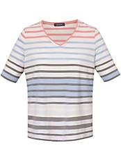 Basler - V-Shirt, feinen transparenten Pailletten-Details