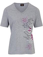Canyon - Shirt mit Print und Nieten vorne