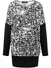 Doris Streich - Rundhals-Shirt im Fledermaus-Style