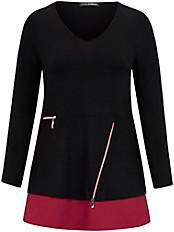 Doris Streich - Shirt im modischen 2-in-1 Look
