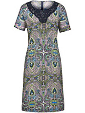Kleid mit 1/2-Arm aus 100% Baumwolle von Emilia Lay