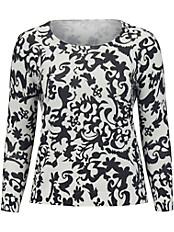 Emilia Lay - Pullover im angesagtem Ornamente-Print