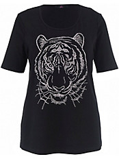 Rundhals-Shirt von EMILIA LAY