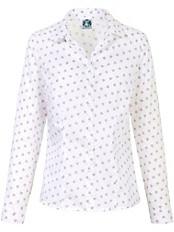 Hammerschmid - Bluse mit leichter Taillierung