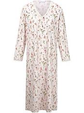 Hutschreuther - Nachthemd mit einem filigranen Blümchen-Dessin