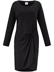 JUNAROSE - Langes Jersey-Kleid