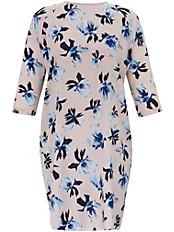 JUNAROSE - Langes Kleid mit 1/2-Arm