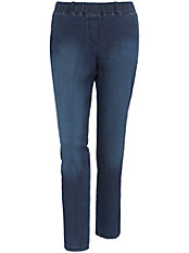 KjBrand - Knöchellange Schlupf-Jeans