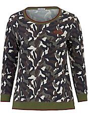 KjBrand - Shirt mit angesagtem Camouflage-Print