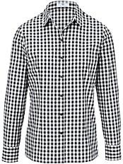 Peter Hahn - Bluse mit leichter Taillierung
