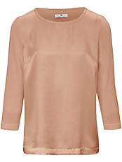 Peter Hahn - Blusen-Shirt aus 100% Seide mit 3/4-Arm