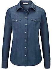 Peter Hahn - Jeans-Hemd