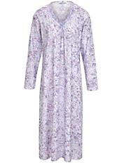 Peter Hahn - Nachthemd mit zarten Floral-Impressionen