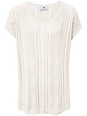 Peter Hahn - Pullover aus 100% Baumwolle