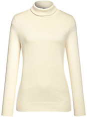 Peter Hahn - Rollkragen-Pullover in gerader Form