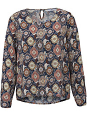 Peter Hahn - Schlupf-Bluse im legeren Style und mit 1/1 Arm