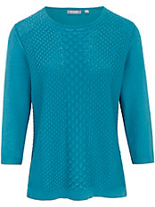 Rabe - Pullover mit modischen Strick-Strukturen