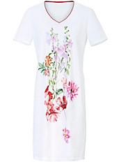 Rösch - Nachthemd mit 1/2-Arm aus 100% Baumwolle