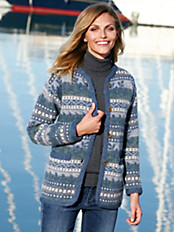 SAGA - Jacke aus 100% Schurwolle