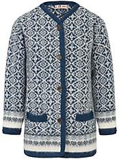 SAGA - Jacke in modischen Ethno-Jacquard