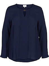 zizzi - Langarm-Bluse